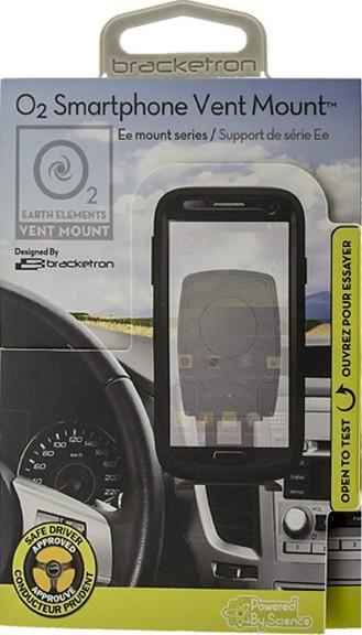 Bracketron 02 Smartphone vent mount for car