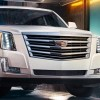 The 2016 Cadillac Escalade ESV comes with Outside heated rearview mirrors