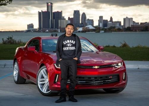 Camaro Vs Everybody shirt