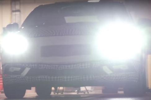 Ford Camo Teaser
