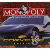 Chevy Corvette Edition Monopoly board game