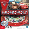 Disney Cars 2 Edition Monopoly board game