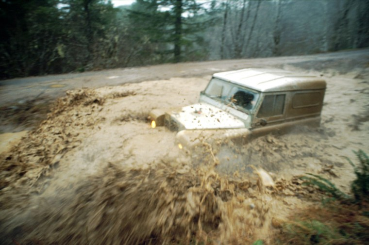 driving tips rain flood