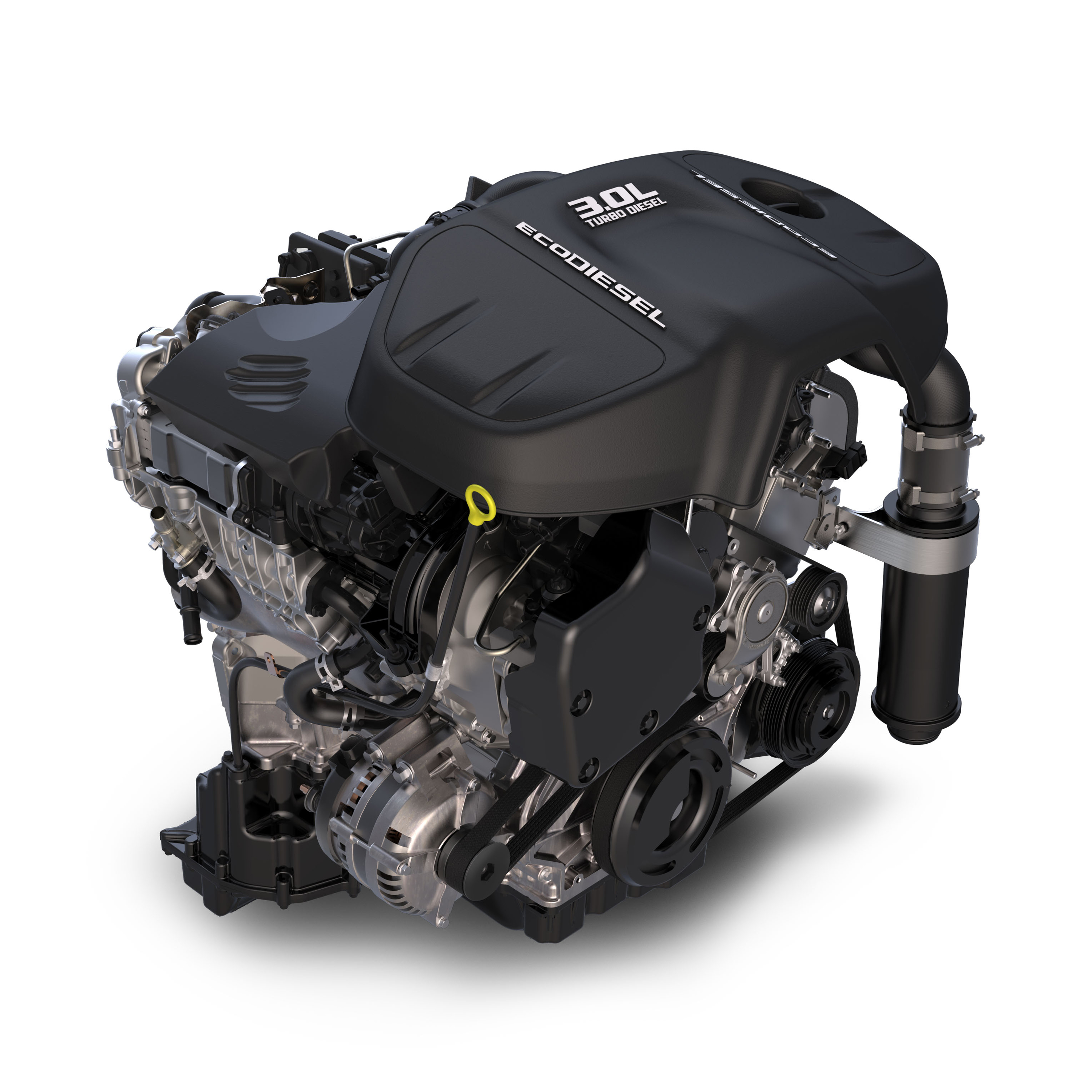 Fiat Chrysler's EcoDiesel V6 Engine Earns Recognition on Wards 10 Best Engines List - The News Wheel