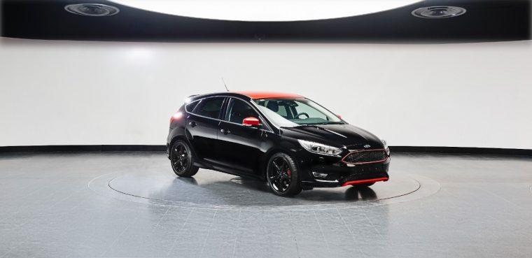 Ford Focus Black Edition