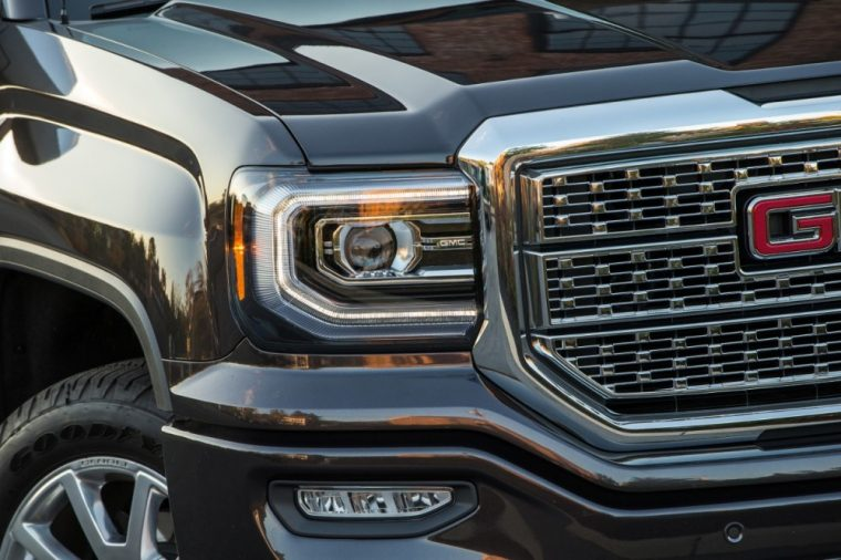 The luxurious 2016 GMC Sierra 1500 Denali earned Truck Trend's Truck of the Year honor