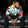 The Game shared this photo of himself sitting on a Ferrari and then Justin Bieber and Kylie Jenner did the same thing