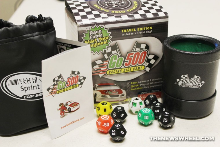 Go500 racing dice game review