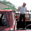 YouTube video shows guy making a hot tub in the back of his truck