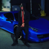Justin Bieber and other celebrities compete for crown of best Ferrari