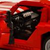 Lego Dodge Viper Interior