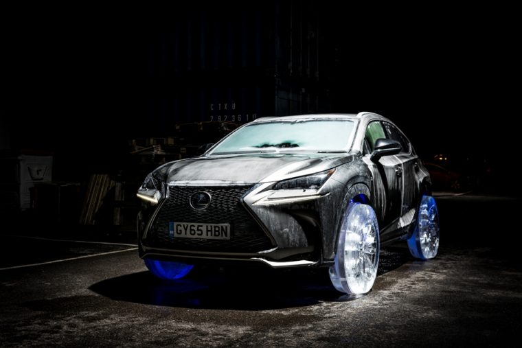 Lexus NX Ice Tires
