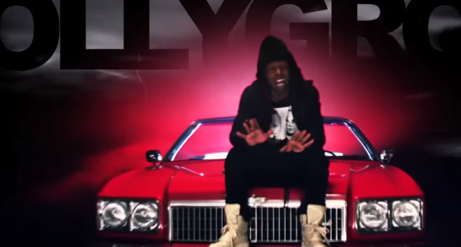 """Lil Wayne used a 1975 Caprice Classic in the """"Hollyweezy"""" music video in 2015"""