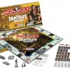My Fantasy Drivers Edition Monopoly board game