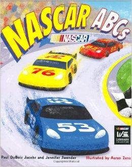 NASCAR ABC's by Paul DuBois Jacobs