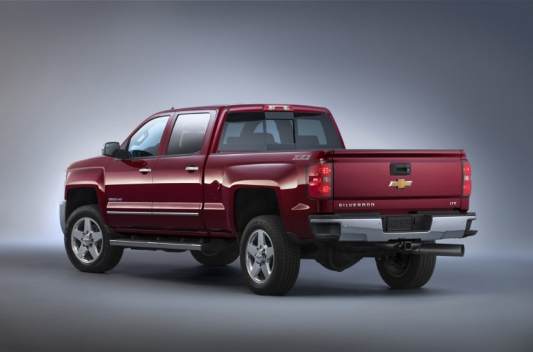 The 2016 Chevrolet Silverado HD 2500 features a starting MSRP of $35,910