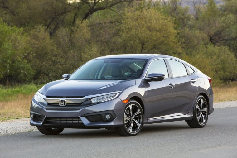 The 2016 Honda Civic sedan is available in 5 trim levels and features two engine options