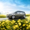 The 2016 Mercedes-Benz B-Class comes with a 9-way air bag protection