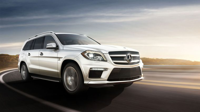 The 2016 Mercedes-Benz GL=Class features a starting MSRP of $64,550