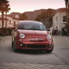A Uconnect 5.0 system with a 5-inch touchscreen comes with the 2016 Fiat 500