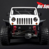 Toy Jeep Wrangler Front End