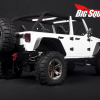 Toy Jeep Wrangler Rear End