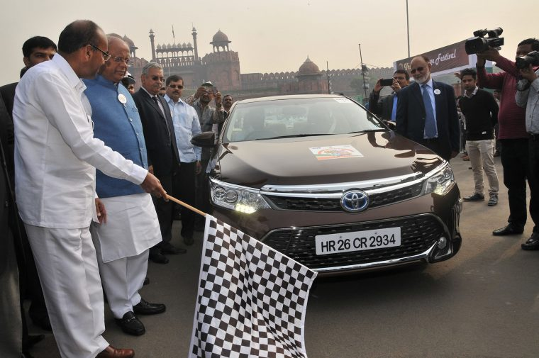 Toyota India green car campaign (2)