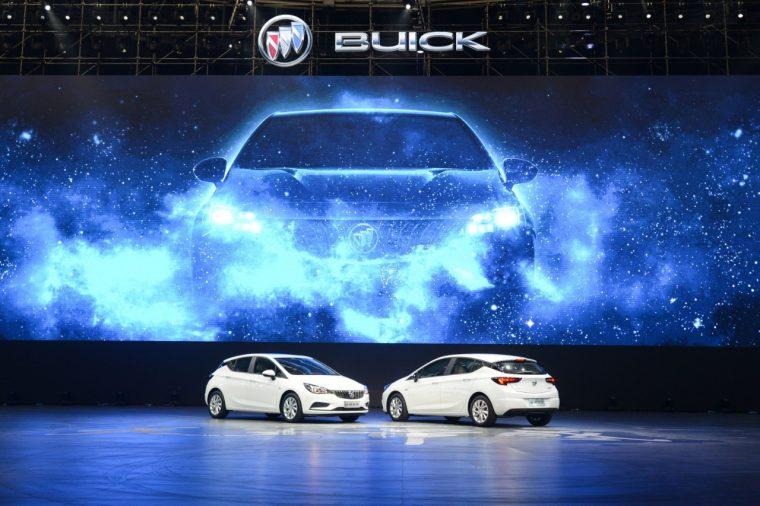 Buick Verano Hatchback and Buick Verano GS