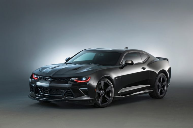 Concept Camaros At Sema Showcase Customizable Options The