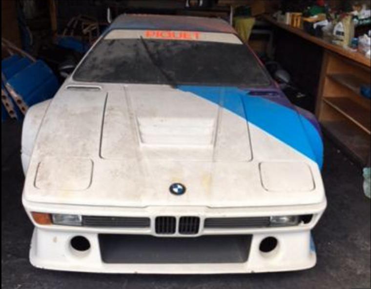 ebay BMW M1 Prototype
