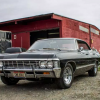 1967 Chevy Impala Supernatural