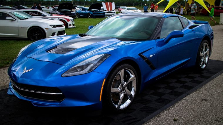 Chevy Plans To Discontinue Two Popular Corvette Color