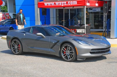 Shark Gray Will No Longer Be Color Option For The Corvette After April