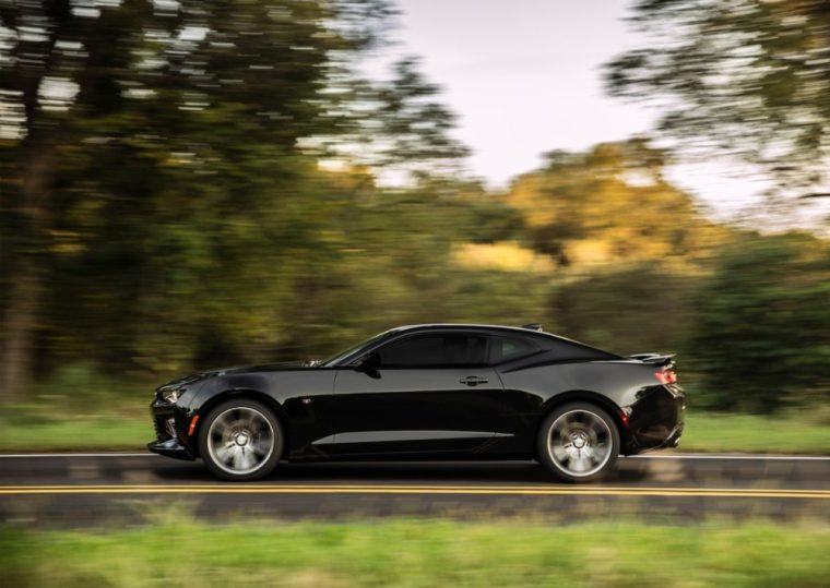 The 2016 Chevrolet Camaro SS beat out six other premium vehicles to win Motor Authority's annual Best Car to Buy award