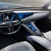The 2016 Buick Avista Concept debuted one day before the North American International Auto Show