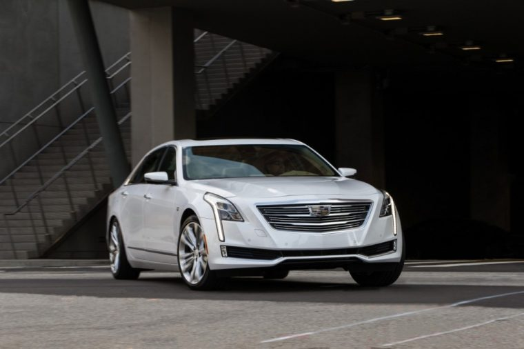 A new 4.2-liter V8 engine will be made available for the 2016 Cadillac CT6, according to brand CEO Johan de Nysschen