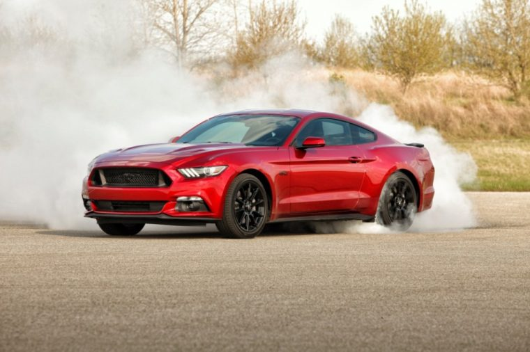 Motor Authority Has Nominated The 2016 Ford Mustang Along With Six Other Cars For