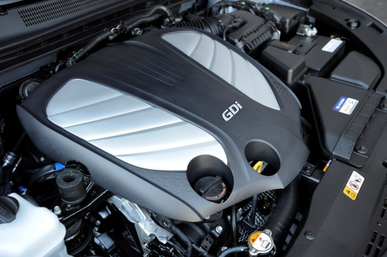 2016 Hyundai Azera model overview Engine