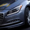 2016 Hyundai Genesis overview grille