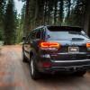 2016 Jeep Grand Cherokee Brake Lights