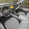 2016 Kia K900 Front Interior
