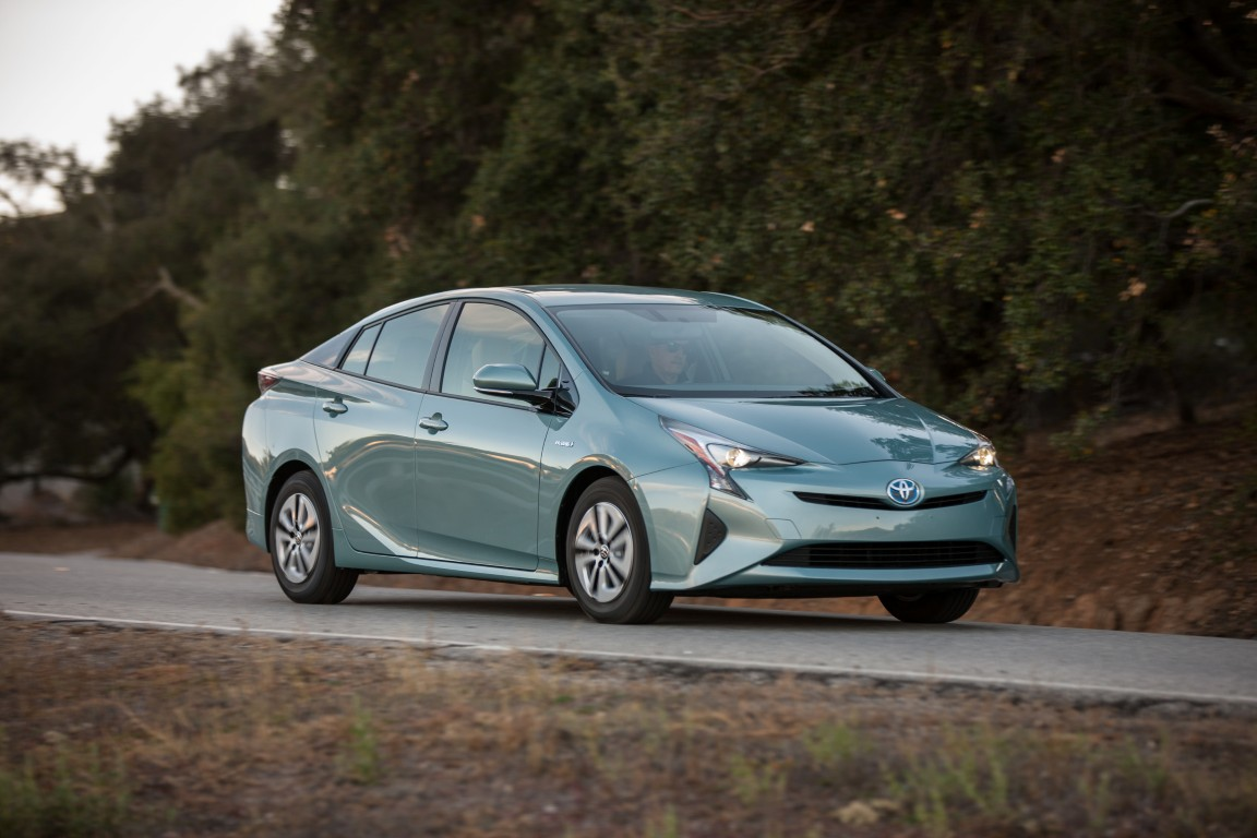 2016 Toyota Prius Three 11 The News Wheel