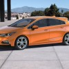 Chevy announced on January 7th that the 2017 Cruze will be available as a hatchback