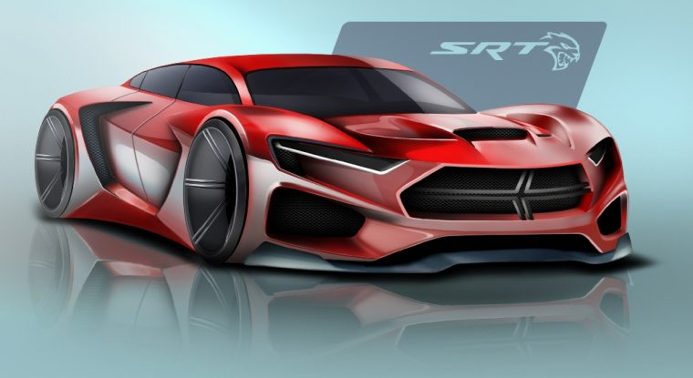 2025 Dodge Hellcat Design Contest Winner