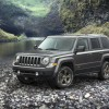 2016 Jeep® Patriot 75th Anniversary edition