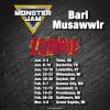 Bari Musawwir Monster Jam East Coast Schedule