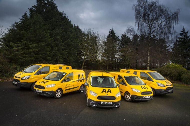 AA adds 550 Transit vehicles to its 3,000-vehicle fleet