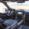Gray F-150 Raptor SuperCrew Interior