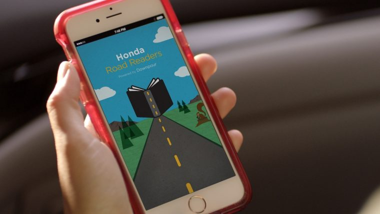 Honda Road Readers App