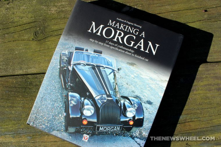 Making a Morgan book review Andreas Hensing cover